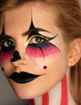 Make up для Helloween