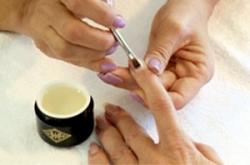 Наращивание ногтей биогелем
