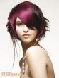 креативное окрашивание волос.